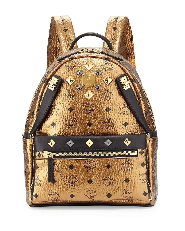 0aca56e033ca MCM Dual Stark Small Backpack