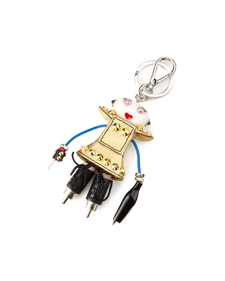 Prada Keychain and Charms & Matching Items