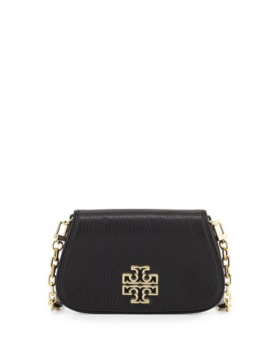 Britten Mini Crossbody Bag, Black