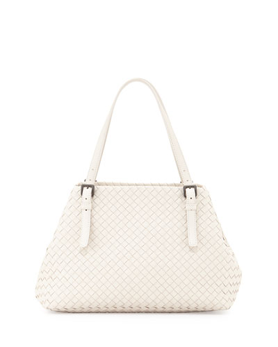A-Shaped Medium Tote Bag, Mist