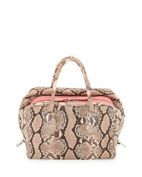 light pink prada bag
