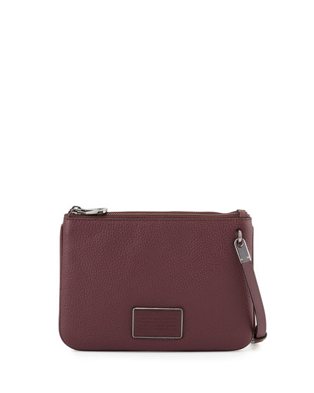 Ligero Double Percy Crossbody Bag, Cardamom