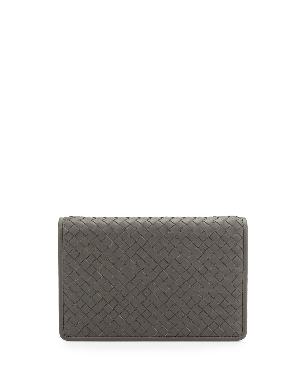 Bottega Veneta Intrecciato Medium Woven Clutch Bag bdf9076fe050b