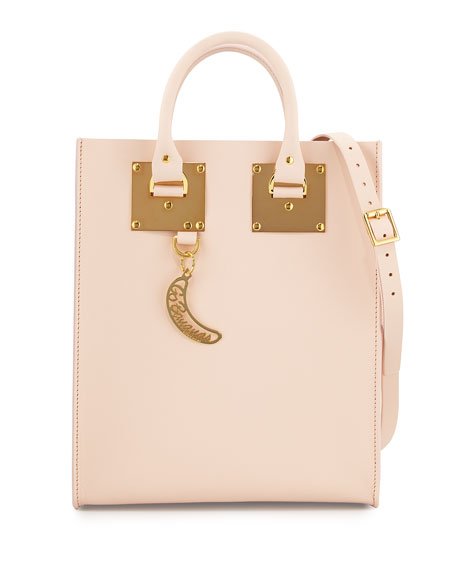 Sophie Hulme Albion Mini Go Bananas Tote Bag,