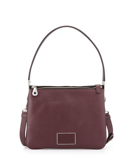 MARC by Marc Jacobs Ligero Leather Shoulder Bag,
