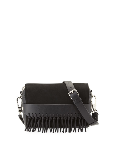 3.1 Phillip Lim Bianca Small Leather Crossbody Bag,