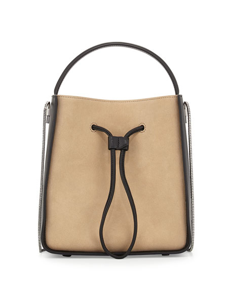 3.1 Phillip Lim Soleil Small Drawstring Bucket Bag,