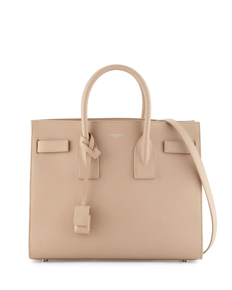Saint Laurent Sac de Jour Small Satchel Bag,