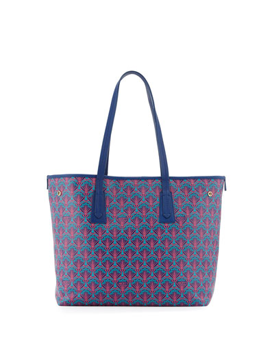Marlborough Little Tote Bag, Navy