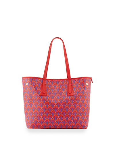 Marlborough Little Tote Bag, Red
