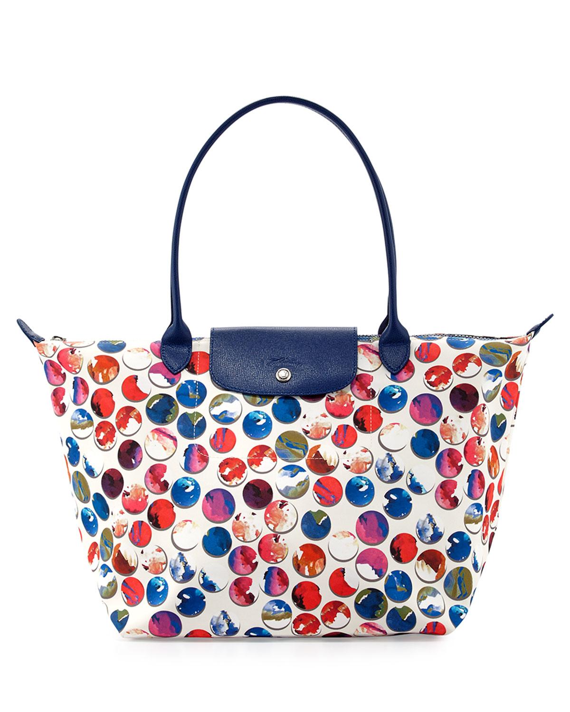 8b03e05a6b4 Longchamp Le Pliage Large Shoulder Tote Bag