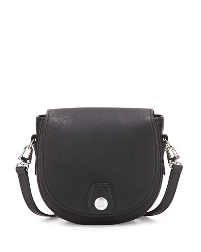 Mini Flight Saddle Bag, Black