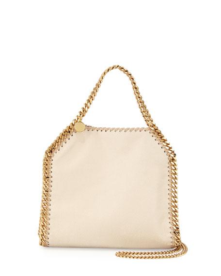 Stella McCartney Falabella Mini Tote Bag, Nude
