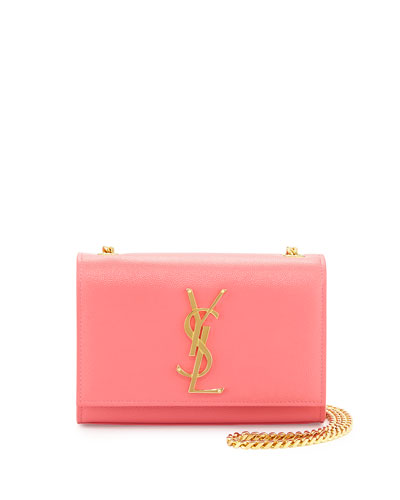 Monogram Small Crossbody Bag, Rose