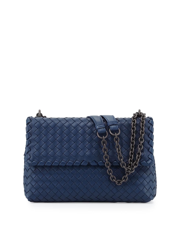 Bottega Veneta Olimpia Medium Intrecciato Shoulder Bag 2e581381ca66b
