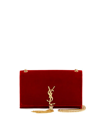 yves saint laurent kate monogram medium crossbody bag