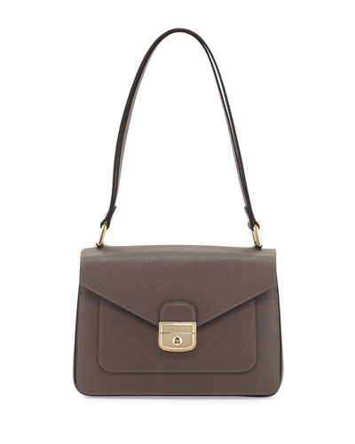 Le Pliage Heritage Shoulder Bag, Terra