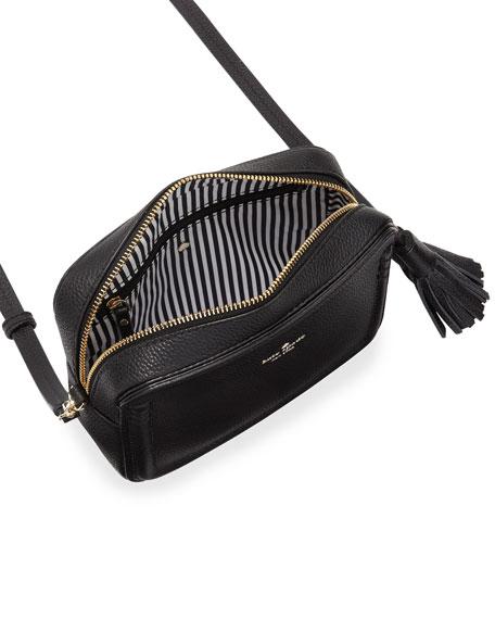 4d79a1d14 kate spade new york orchard street arla crossbody bag, black | Neiman Marcus