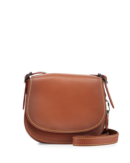 Coach 194123 Leather Saddle Bag, 1941 Saddle