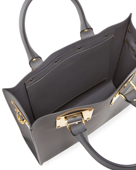 Mini Albion North-South Tote Bag