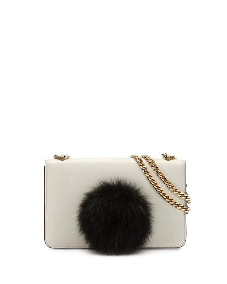 Les Petits Joueurs Mini Janis Bunny Crossbody Bag,