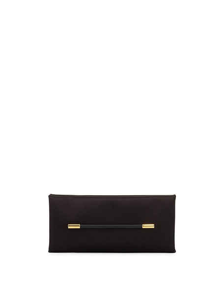TOM FORD Satin Bar Clutch Bag