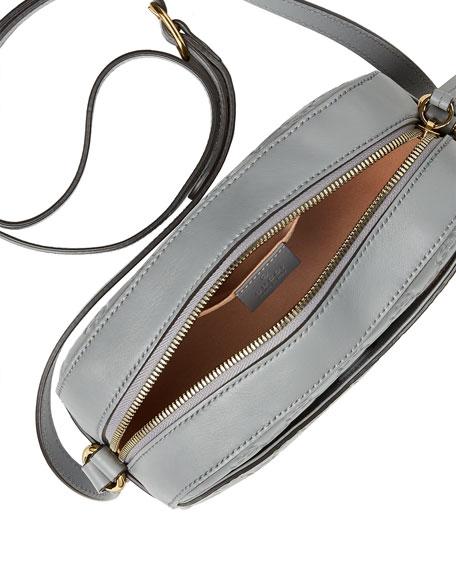 Gucci Signature Small Camera Crossbody Bag