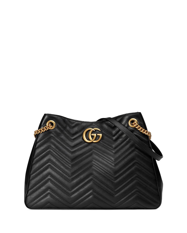 f5e39073036e Gucci GG Marmont Matelassé Shoulder Bag | Neiman Marcus