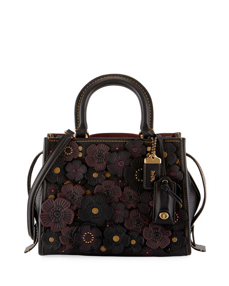 Coach 1941 Rogue 25 Tea Rose Tote Bag,