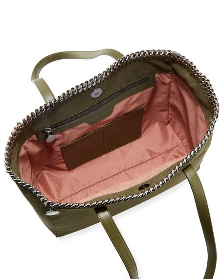 Falabella Shaggy Deer East-West Small Tote Bag