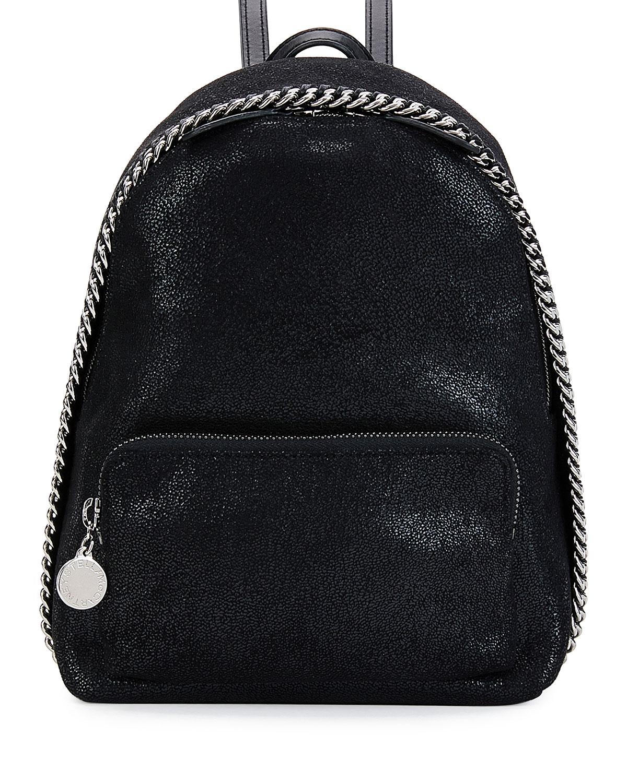 fb62b41845 Stella McCartney Falabella Shaggy Deer Mini Backpack