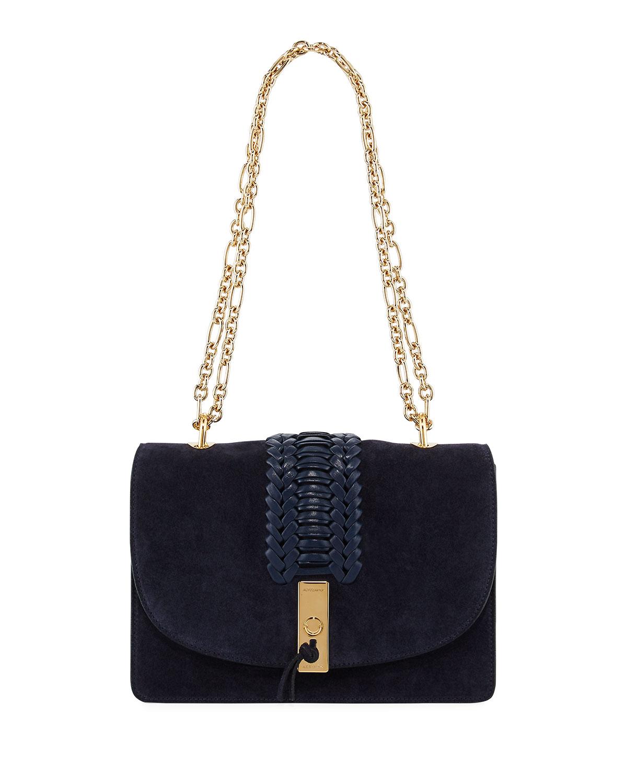 dac0238b1e65 Altuzarra Ghianda Braided Chain Shoulder Bag