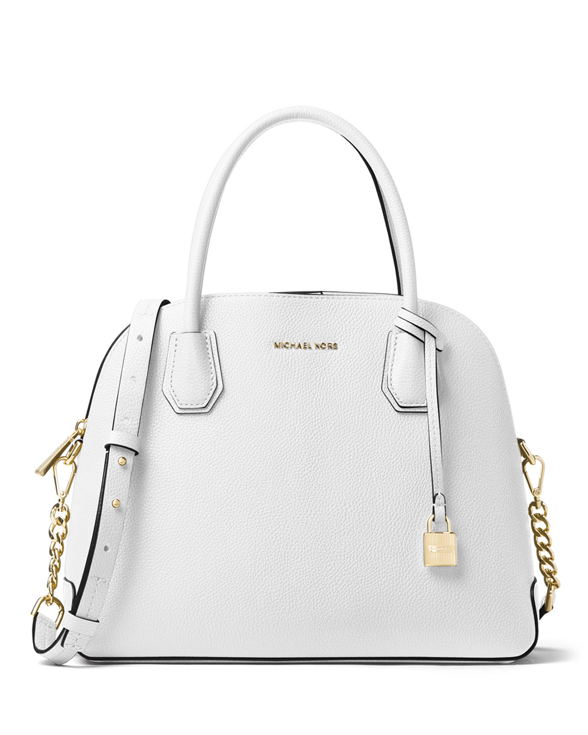 987ae853853c MICHAEL Michael Kors Mercer Large Dome Satchel Bag
