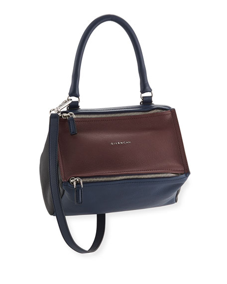 Pandora Small Colorblock Shoulder Bag
