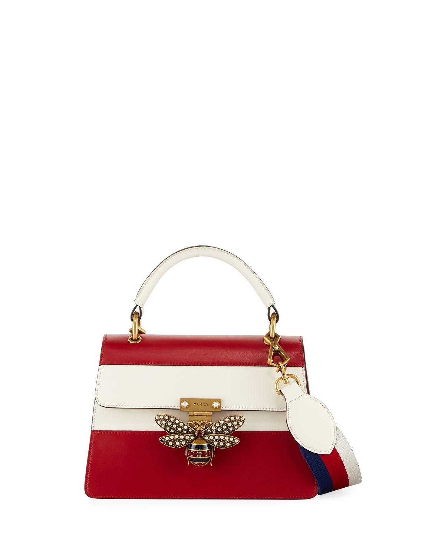 491327b78b5 Gucci Queen Margaret Small Top-Handle Bag