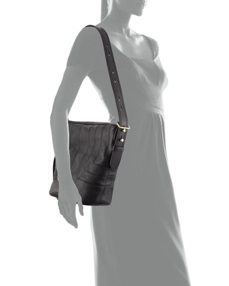 The Sling Mod Stitched Shoulder Bag