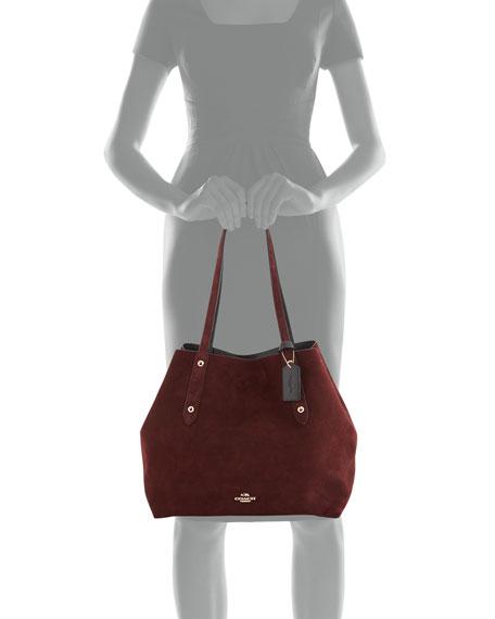 Market Large Reversible Tote Bag