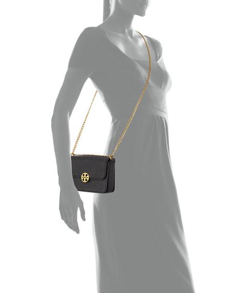 Chelsea Mini Leather Crossbody Bag