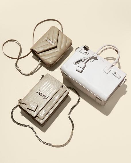 Sac de Jour Baby Supple Bonded Carryall Tote Bag
