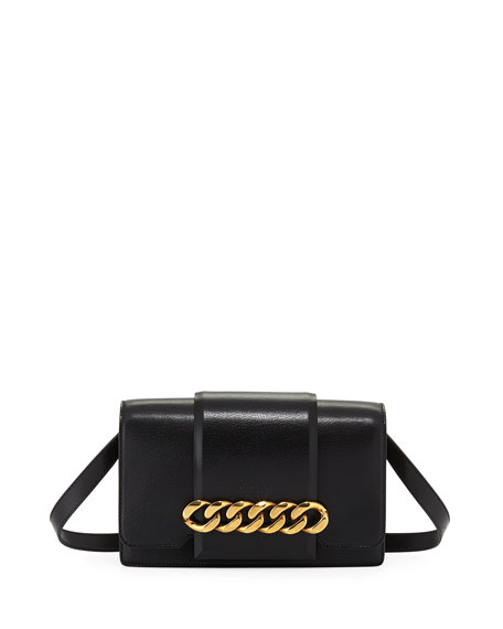 Infinity Small Flap Crossbody Bag