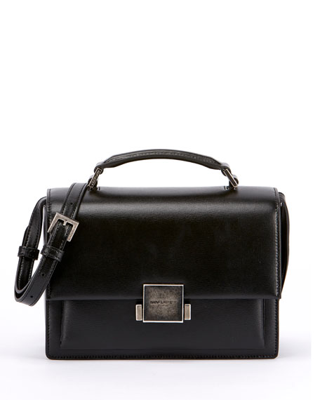 Saint Laurent Bellechasse Medium Flap Shoulder Bag
