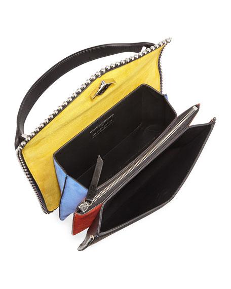 Pixie Rainbow Crossbody Bag