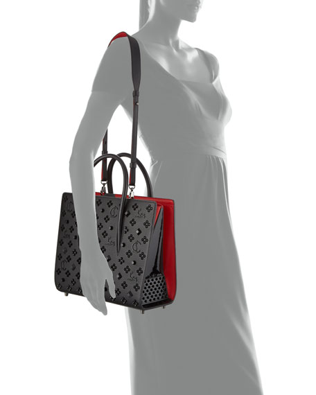 Paloma Medium Mixed-Stud Tote Bag