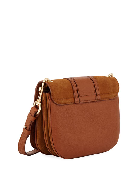 See by Chloe Hana Leather/Suede Shoulder Bag