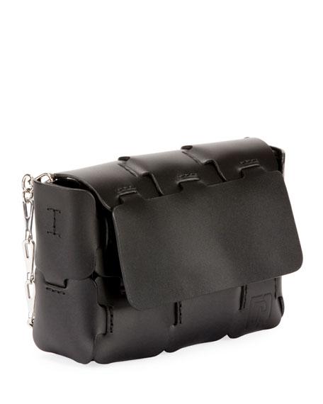 Paco Rabanne 16#01 Mini Sleek Calfskin Shoulder Bag