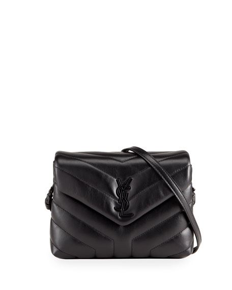 Saint Laurent Loulou Toy Monogram Ysl Quilted Shoulder Bag by Saint Laurent