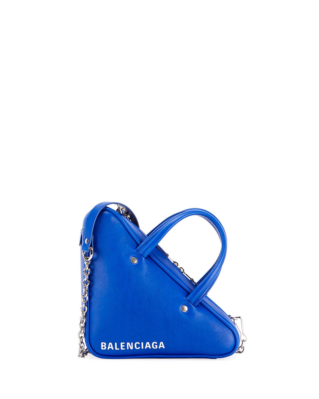 Balenciaga Triangle XS Calfskin Duffel Bag tNBMQjrb