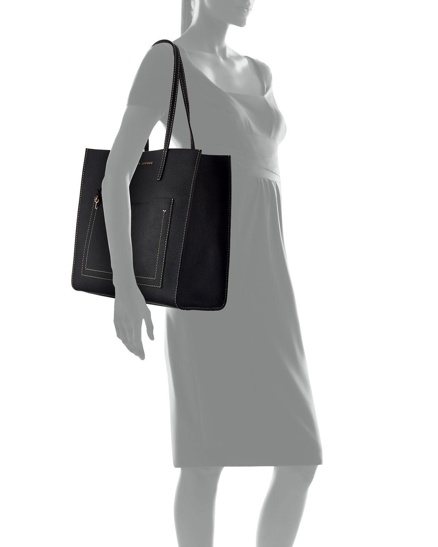 441aa433b52a Grind T Pocket Shoulder Tote Bag