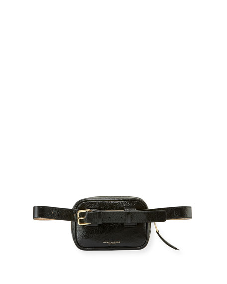 Marc Jacobs Sport Patent Leather Belt Bag