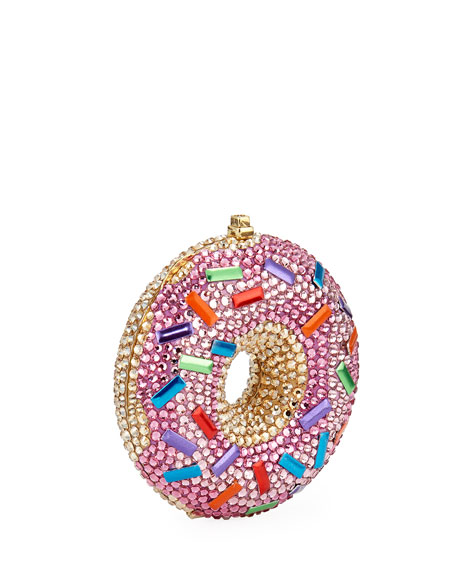 Image 3 of 4: Strawberry Donut Pill Box
